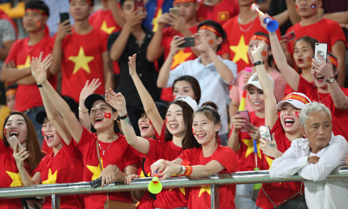 World Cup qualifying good news: Vietnam vs Japan match is about to welcome fans into the field 1