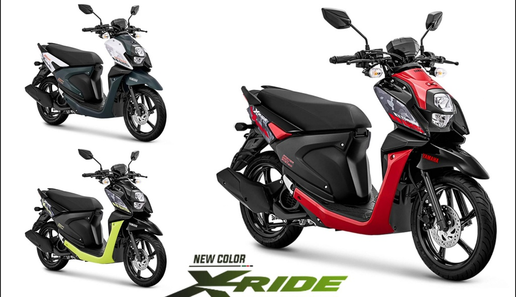 Yamaha X Ride 125 on the Vietnamese market: Cheap high-rise scooters, an option not to be missed